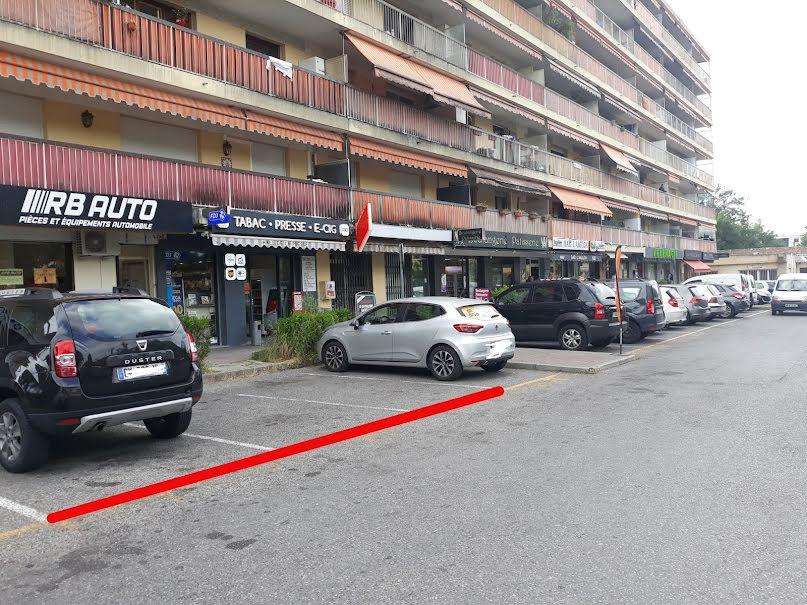 Vente parking  37.5 m² à Le Cannet (06110), 23 000 €