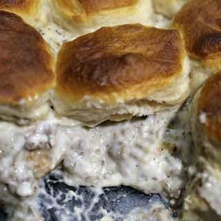 Sausage Gravy Casserole Recipes.