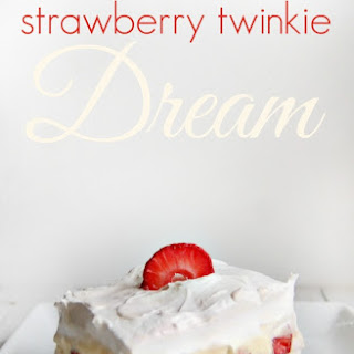Strawberry Twinkie Dream
