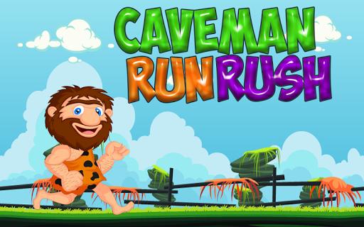 Caveman Run Rush