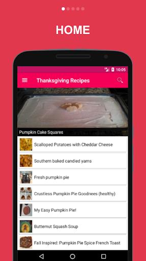 1000 Thanksgiving Recipes 1.0 screenshots 1