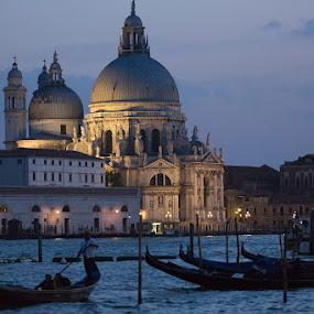 La Salute  by Pascal Bénard - Buildings & Architecture Statues & Monuments ( venezia, venice )