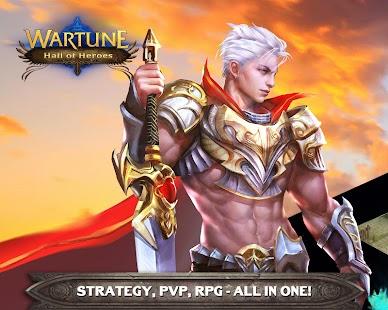 Wartune: Hall of Heroes Screenshot 6