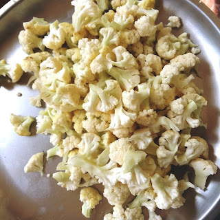 Garlic Cauliflower Mash with Herbs Recipe