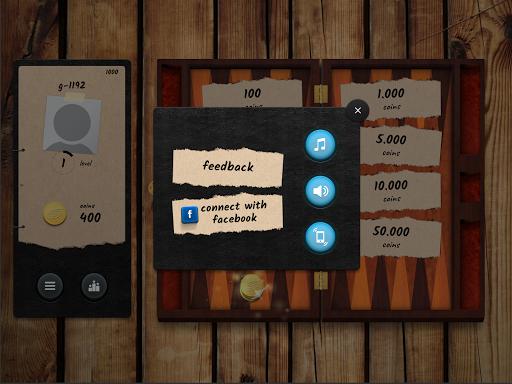 Backgammon GG - Online Board Game android2mod screenshots 10