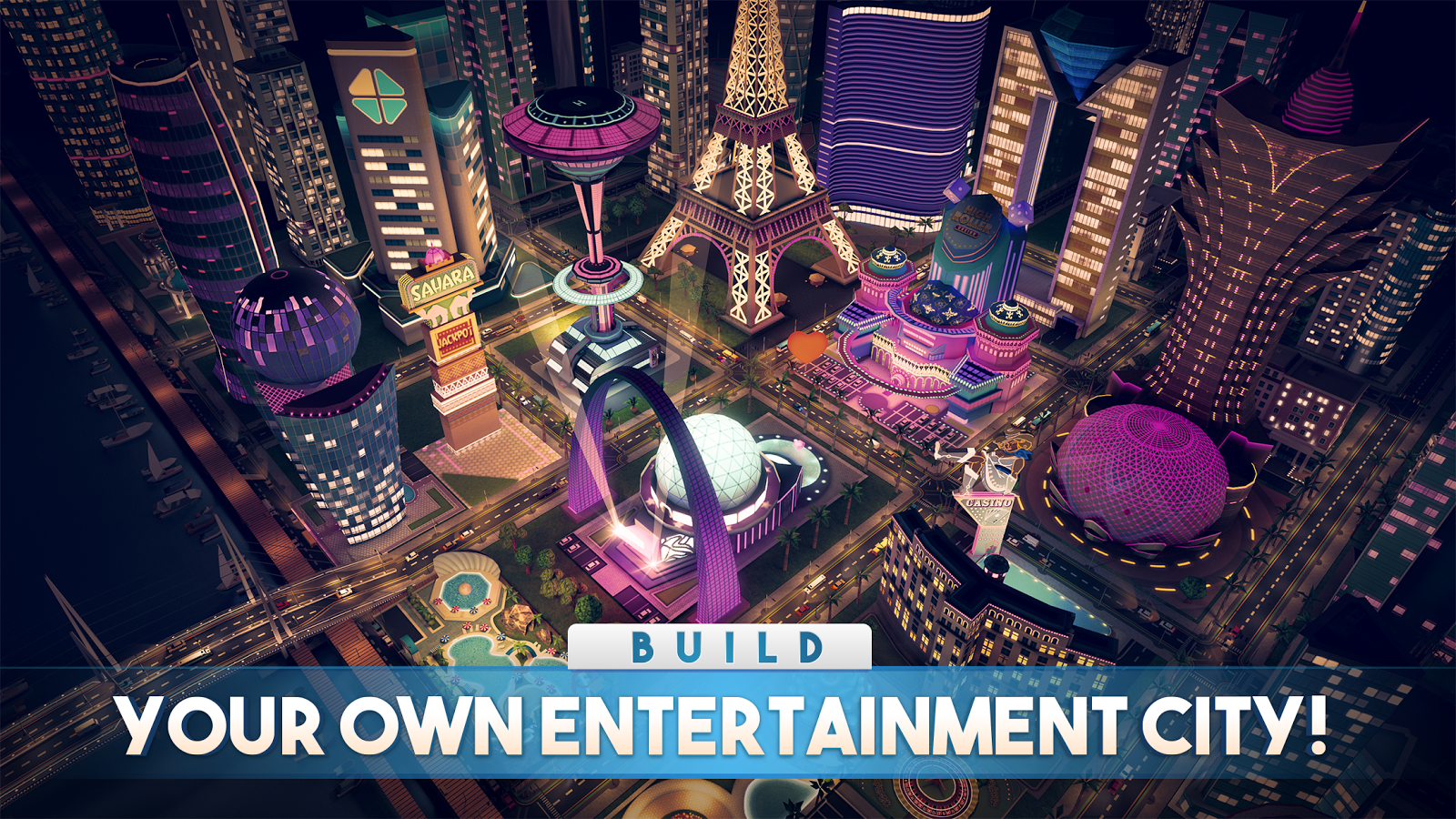 My City - Entertainment Tycoon- screenshot