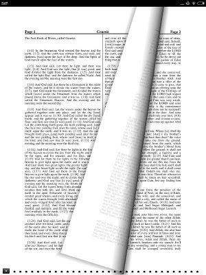 Holy Bible Offline - screenshot