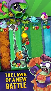 ApkMod1.Com Plants vs. Zombies™ Heroes + (Unlimited Turn) for Android Casual Game