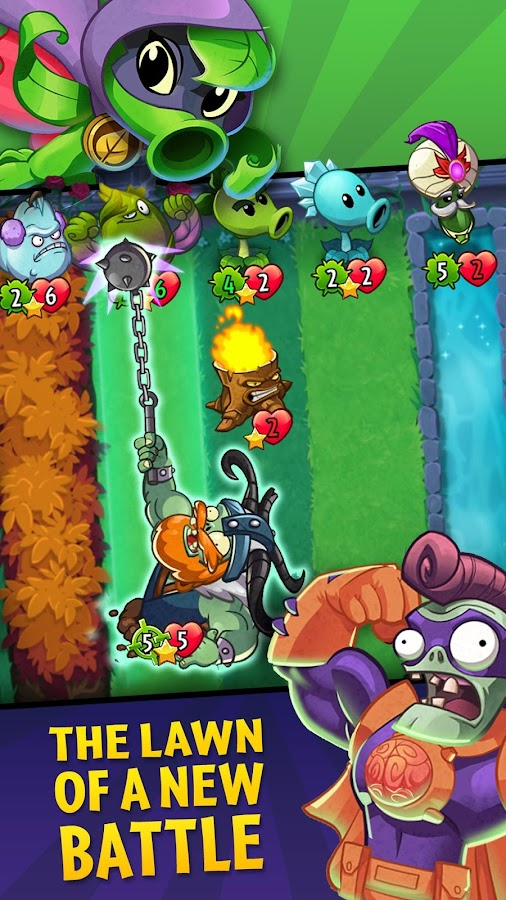 Plants vs. Zombies Heroes v 1.24.6 Mod Apk