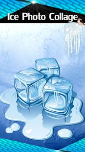 Ice Photo Collage - náhled