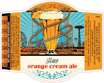 Coney Island Hard Orange Cream Ale