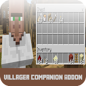 Mod Villager Companion for PE