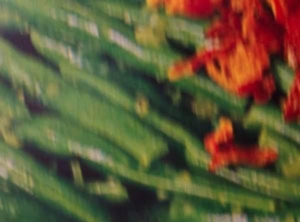 Fresh Green Beans, Sweet & Sour