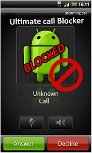 Ultimate Call Blocker- screenshot thumbnail