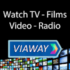Viaway: TV Films Video Radio icon