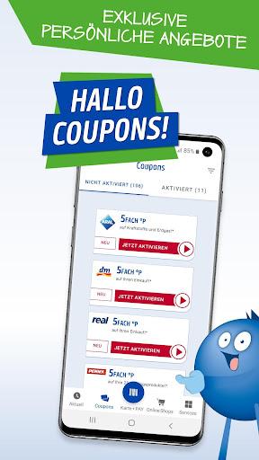 PAYBACK - Karte, Coupons, Einkaufen & Geld sparen  screenshots 1