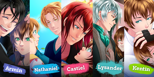 Game My Candy Love - Otome game APK for Windows Phone