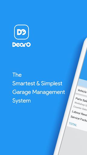 DearO - Car & Bike Workshop Management System 2.17.0 screenshots 1