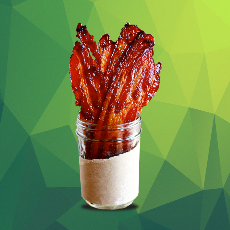 Candied Bacon Stix - Original (120g) by Five & Two Fine Foods