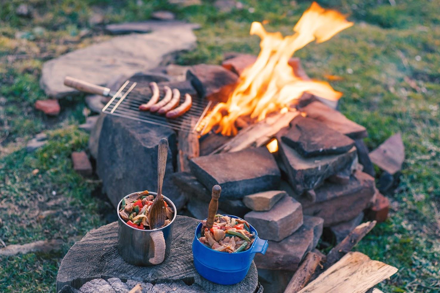 Готування їжі в поході