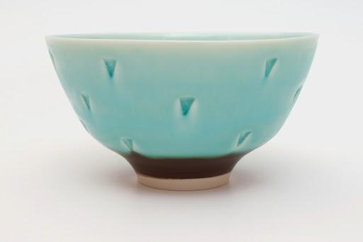 Peter Wills Ceramic Bowl 064