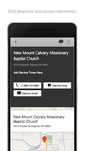 New Mt. Calvary for PC-Windows 7,8,10 and Mac apk screenshot 2