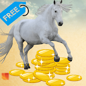 Temple Horse Run: horse riding games