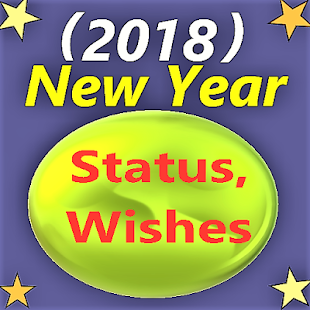 Happy New Year Wishes and Status (Hindi & English) - náhled