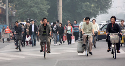 Photo: Day 190 -  Bicycles, Bicycles, Bicycles in Beijing