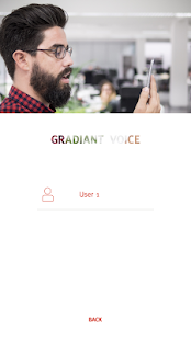 GRADIANT VOICE- screenshot thumbnail