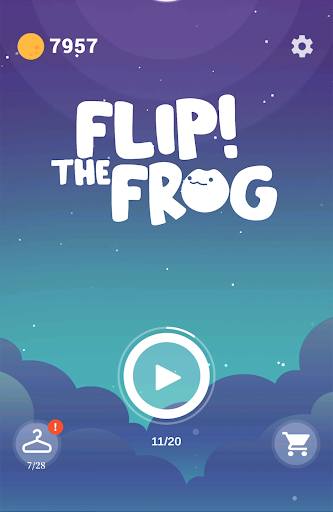 Flip! the Frog screenshot 1