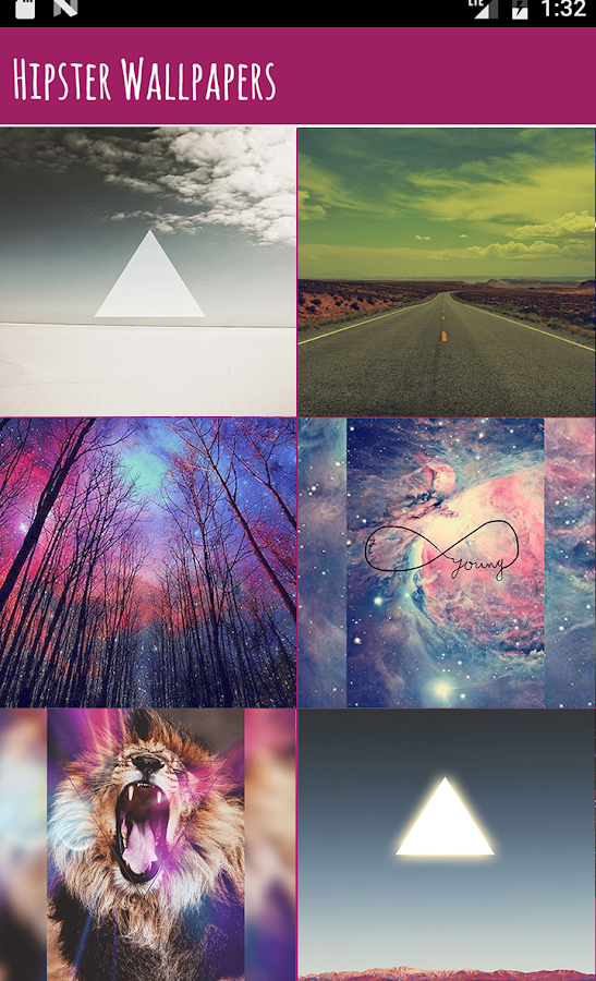 Hipster Wallpapers Free- screenshot