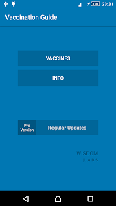 Vaccines Guide screenshot 0