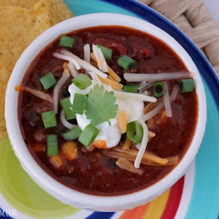 Quick & Easy 30 Minute Taco Soup.