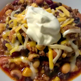 Spicy Taco Soup