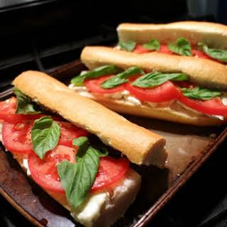 Brie Sandwich.