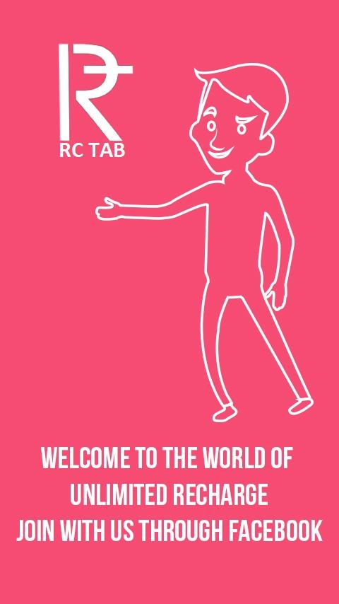 RC TAB free recharge daily- screenshot