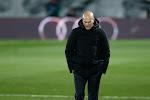 """Teleurgestelde Zidane blikt terug: """"We hebben verdiend verloren"""""""