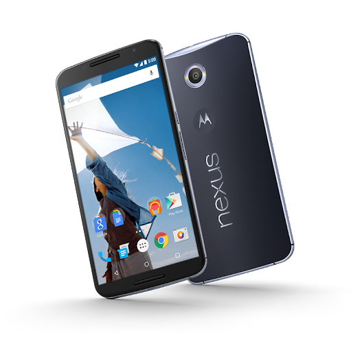 Nexus 6 (32GB, Midnight Blue)