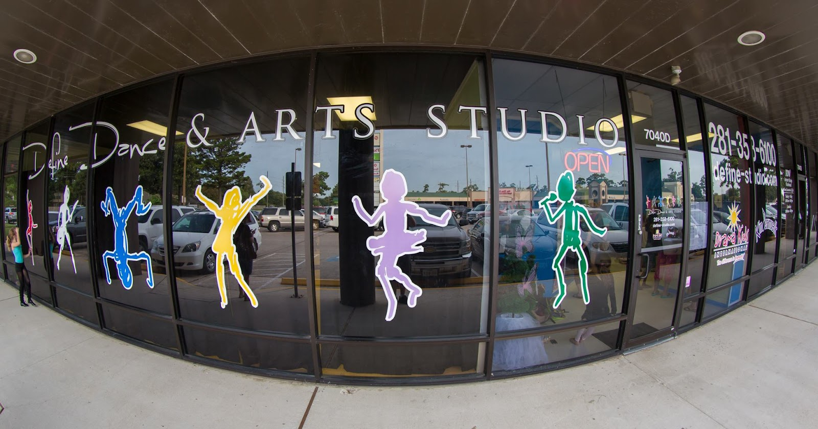 Dance Studio sign picture from outside.jpg