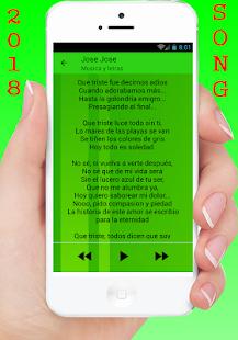 Jose Jose the best song El Triste and Lyrics 2018 - náhled