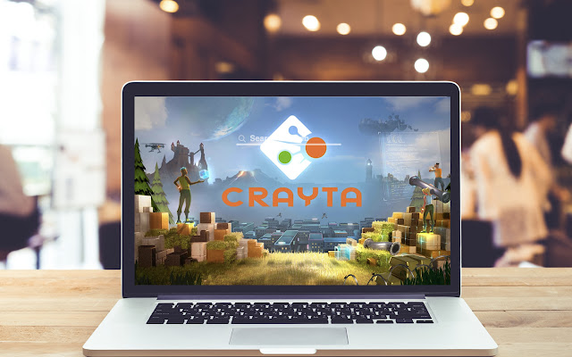 Crayta HD Wallpapers Game Theme