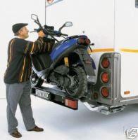 Motorcyckelhållare