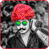 Punjabi Turban Photo Editor