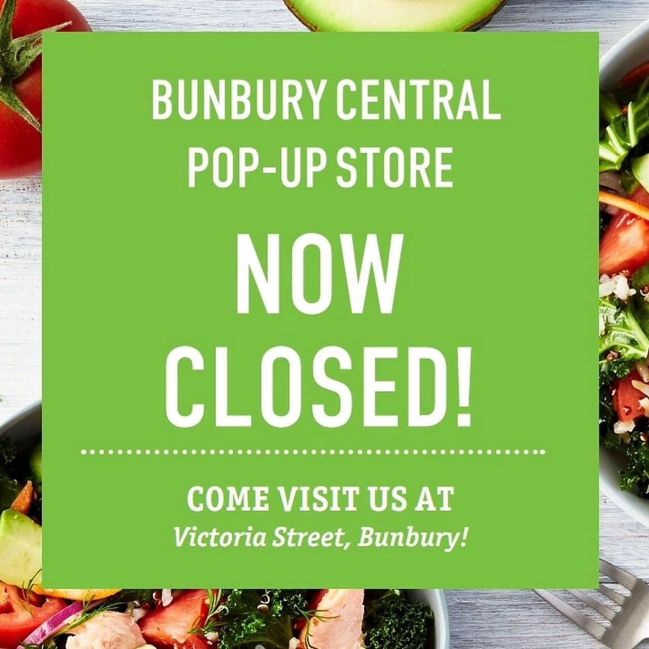 Bunbury Centrepoint Parking
