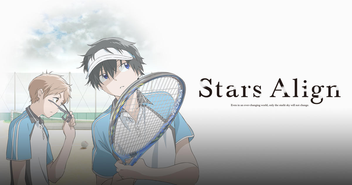 Stars Align Title Card