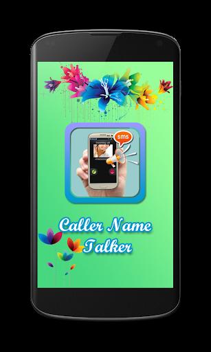 CallerNameTalker