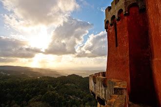 Photo: Palacio da Pena Palace, Sintra, Portugal