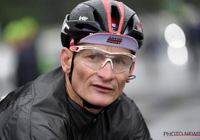 André Greipel signe sa première victoire sous le maillot d'Arkéa Samsic