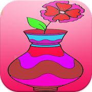 Pottery Coloring